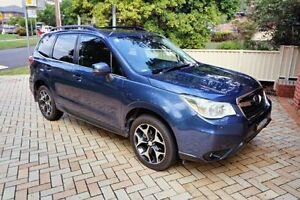 2013 Subaru Forester S4 MY13 2.5i-S Lineartronic AWD Blue 6 Speed Constant Variable Wagon Haymarket Inner Sydney Preview
