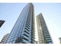 Studio flat in Landmark East Tower, 24 Marsh Wall, Canary Wharf
