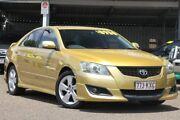 2007 Toyota Aurion GSV40R Sportivo SX6 Yellow 6 Speed Sports Automatic Sedan Yeerongpilly Brisbane South West Preview