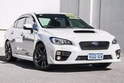2017 Subaru WRX V1 MY17 AWD White 6 Speed Manual Sedan East Rockingham Rockingham Area Preview