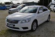 2011 Toyota Aurion AT-X White 6 Speed Automatic Sedan Sebastopol Ballarat City Preview