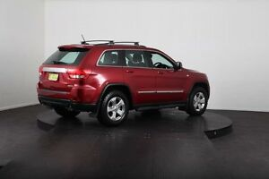 2012 Jeep Grand Cherokee WK Laredo (4x4) Red 5 Speed Automatic Wagon McGraths Hill Hawkesbury Area Preview
