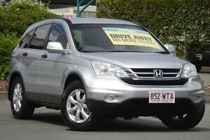2010 Honda CR-V RE MY2010 Limited Edition 4WD Silver 5 Speed Automatic Wagon Acacia Ridge Brisbane South West Preview