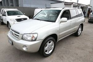 2007 Toyota Kluger MCU28R MY06 Grande AWD Silver 5 Speed Automatic Wagon Heatherton Kingston Area Preview