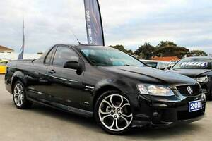 From $90 per week on finance* 2011 Holden Ute SV6 Thunder Coburg Moreland Area Preview