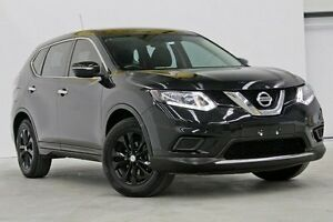 2014 Nissan X-Trail T32 ST X-tronic 2WD Black 7 Speed Constant Variable Wagon Seven Hills Blacktown Area Preview
