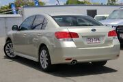 2010 Subaru Liberty B5 MY10 2.5i Lineartronic AWD Gold 6 Speed Constant Variable Sedan Nundah Brisbane North East Preview