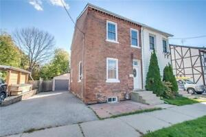 Charming 3+1 Bdrm Semi Home Has Oversized Kitchen *BOWMANVILLE*