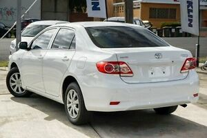 2013 Toyota Corolla ZRE152R Ascent White 4 Speed Automatic Sedan Lake Wendouree Ballarat City Preview