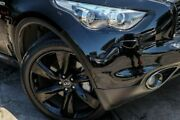 2017 Infiniti QX70 Black Sports Automatic Wagon Bentleigh Glen Eira Area Preview