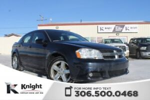 2011 Dodge Avenger SXT - Heated Cloth Seats - Navigation - Remot
