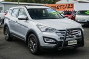 2015 Hyundai Santa Fe DM2 MY15 Active Silver 6 Speed Sports Automatic Wagon Beaudesert Ipswich South Preview