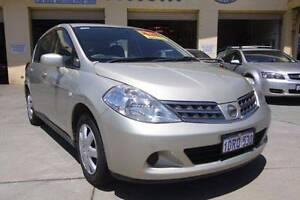 2011 Nissan Tiida Hatchback South Fremantle Fremantle Area Preview