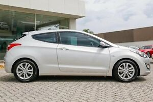 2013 Hyundai i30 GD SE Coupe Silver 6 Speed Manual Hatchback St James Victoria Park Area Preview