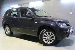 2014 Suzuki Grand Vitara JB Sport Black 4 Speed Automatic Wagon Invermay Launceston Area Preview