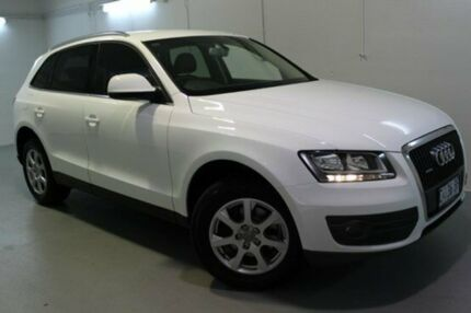 2011 Audi Q5  White Sports Automatic Dual Clutch Wagon Launceston 7250 Launceston Area Preview