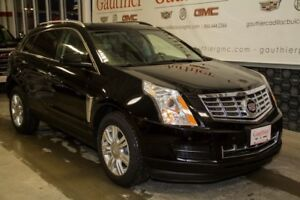 2014 Cadillac SRX Luxury FWD, Sunroof, Remote Start, Heated Leat