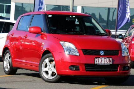 2005 Suzuki Swift RS415 Z Series Red 5 Speed Manual Hatchback