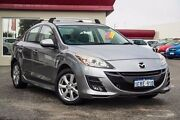 2011 Mazda 3 BL10F1 MY10 Maxx Activematic Sport Silver 5 Speed Sports Automatic Sedan Bayswater Bayswater Area Preview