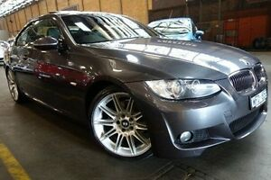 2007 BMW 325I E92 MY08 Steptronic Grey 6 Speed Sports Automatic Coupe Port Melbourne Port Phillip Preview