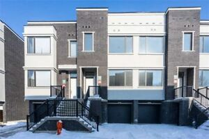 Wow - This Brand New Urban Townhouse By Treasure Hill!