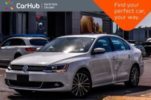 2013 Volkswagen Jetta Sedan TDI |Manual|Premium.Pkg|Sunroof|Leat