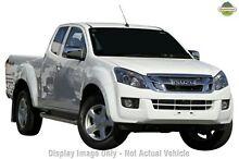 2015 Isuzu D-MAX TF MY15 LS-U HI-Ride (4x4) Splash White 5 Speed Automatic Spacecab Arndell Park Blacktown Area Preview