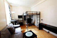 Sublet for months of Jan, Feb - Downtown location