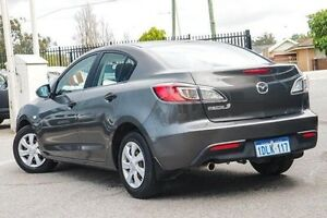 2010 Mazda 3 BL10F1 Neo Activematic Grey 5 Speed Sports Automatic Sedan Bayswater Bayswater Area Preview