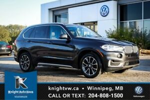2016 BMW X5 xDrive35i AWD w/ Navigation/Sunroof/Heads Up Displ