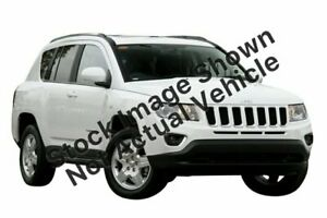 2014 Jeep Compass MK MY14 North White 6 Speed Sports Automatic Wagon Mill Park Whittlesea Area Preview