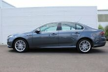 2015 Ford Falcon FG X G6E Grey 6 Speed Sports Automatic Sedan Diggers Rest Melton Area Preview