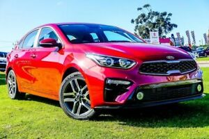 2019 Kia Cerato BD MY19 Sport Runway Red 6 Speed Sports Automatic Sedan Wangara Wanneroo Area Preview