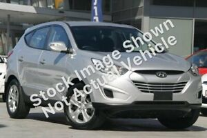 2012 Hyundai ix35 LM MY12 Active Silver 6 Speed Sports Automatic Wagon Pennant Hills Hornsby Area Preview