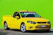 2012 Ford Falcon FG MkII XR6 Ute Super Cab Yellow 6 Speed Sports Automatic Utility Ringwood East Maroondah Area Preview