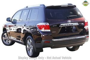 2012 Toyota Kluger GSU45R MY12 KX-S AWD Sunset 5 Speed Sports Automatic Wagon Balcatta Stirling Area Preview