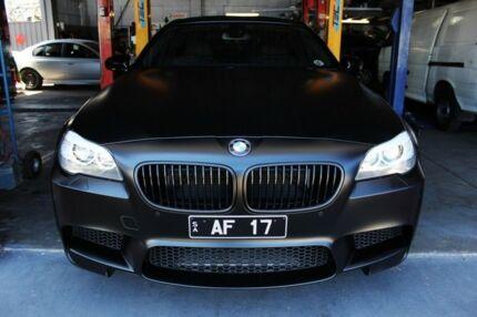 2013 BMW M5 F10 M Black 7 Speed Automatic Sedan Pooraka Salisbury Area Preview