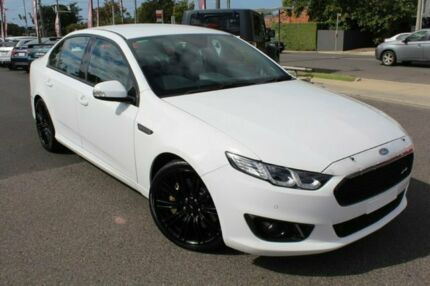 2016 Ford Falcon White Sports Automatic Sedan Heidelberg Heights Banyule Area Preview