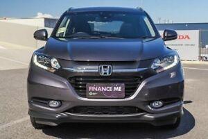 2017 Honda HR-V MY17 VTi-L (ADAS) Modern Steel Continuous Variable Wagon