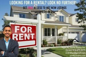 FREE Rental help for all! Students & New to Canada Welcome!