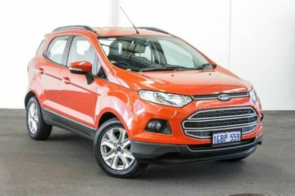 2016 Ford Ecosport BK Trend Red 6 Speed Automatic Wagon Rockingham Rockingham Area Preview