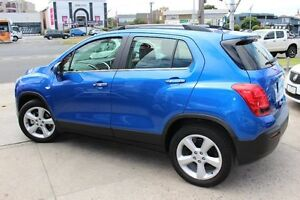2016 Holden Trax TJ MY16 LTZ Blue 6 Speed Automatic Wagon Cheltenham Kingston Area Preview