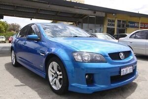 2010 Holden Commodore VE II SV6 Blue 6 Speed Automatic Sedan South Fremantle Fremantle Area Preview