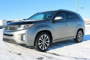 2015 Kia Sorento AWD SX Accident Free,  Leather,  Heated Seats,
