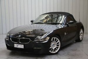 2006 BMW Z4 E85 MY06 Steptronic Black 6 Speed Sports Automatic Roadster Port Melbourne Port Phillip Preview