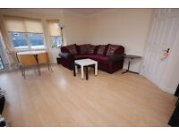 Bright 2 bedroom new build property in Dalry with private parking available September - NO FEES!