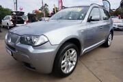 2008 BMW X3 E83 MY07 si Steptronic Space Grey 6 Speed Sports Automatic Wagon Dandenong Greater Dandenong Preview