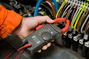 House electrician troubleshooting wiring lost power 647-694-9962