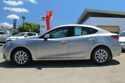 2015 Mazda 3 BM5278 Neo SKYACTIV-Drive Silver 6 Speed Sports Automatic Sedan Woolloongabba Brisbane South West Preview