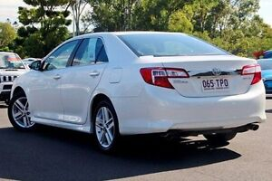 2013 Toyota Camry ASV50R Atara S Crystal Pearl 6 Speed Sports Automatic Sedan Monkland Gympie Area Preview